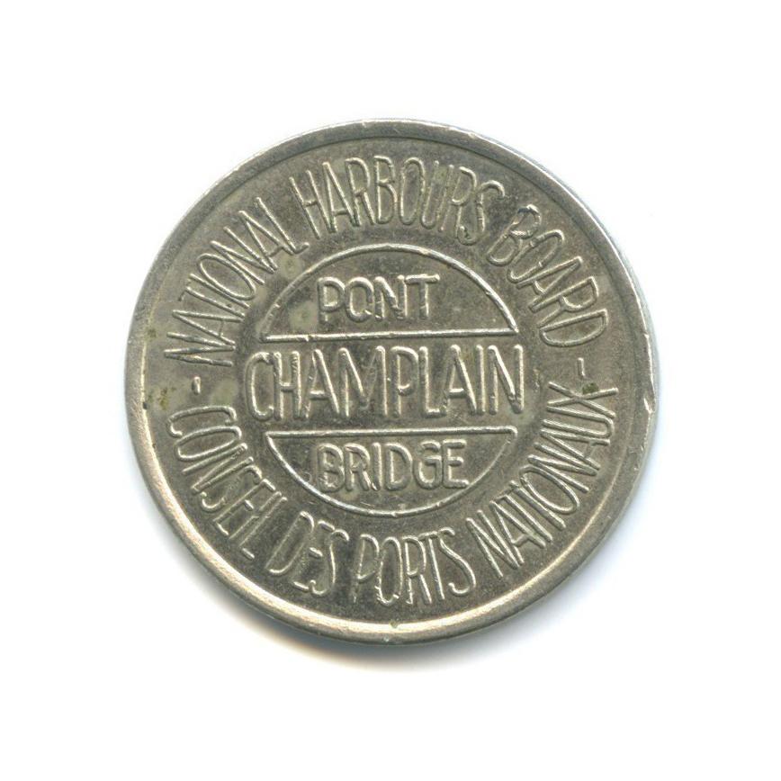 Жетон «Pont Champlain Bridge» (Канада)