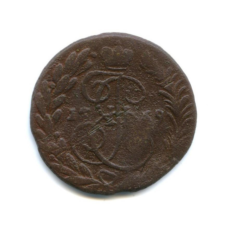 2 копейки 1769 года ЕМ (Российская Империя)