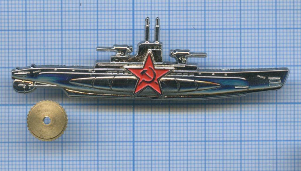 Знак «Командир подводной лодки» (Россия)