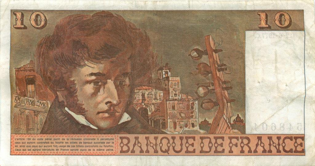 10 франков 1977 года (Франция)