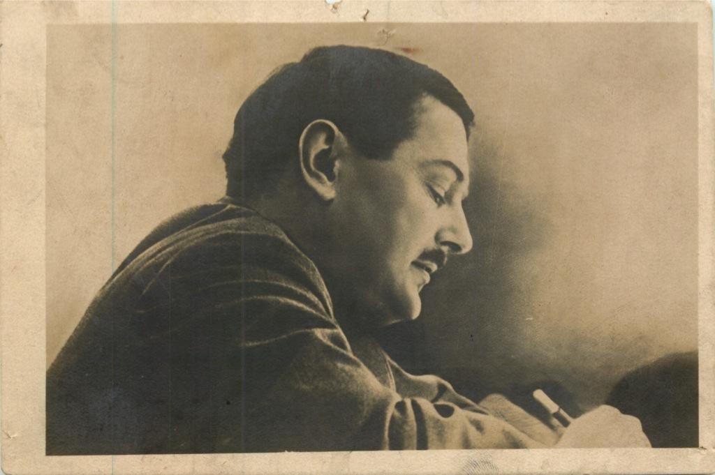 Почтовая карточка «А.А. Жданов» (СССР)