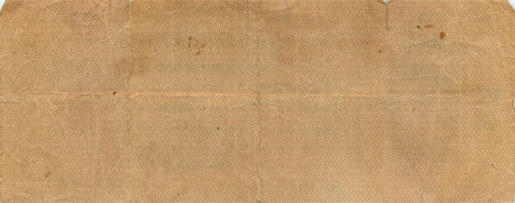 25 рублей (краткосрочное обязательство Государственного Казначейства) 1919 года
