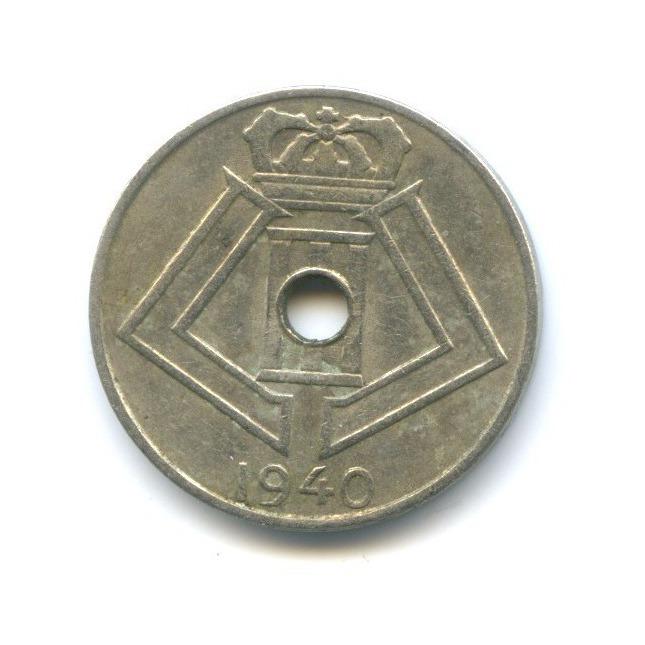5 сантимов 1940 года (Бельгия)