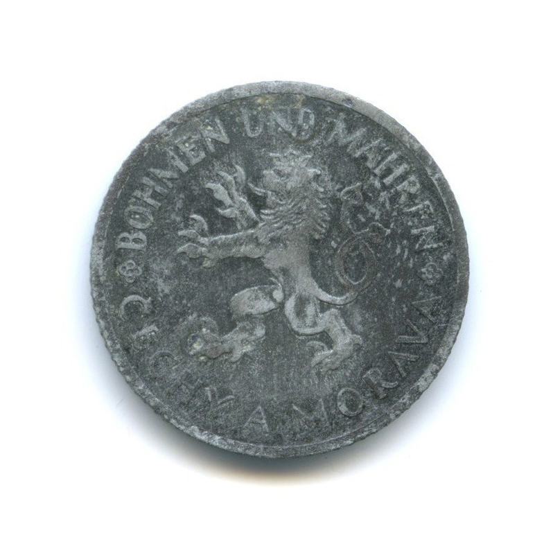 1 крона 1942 года (Богемия и Моравия)