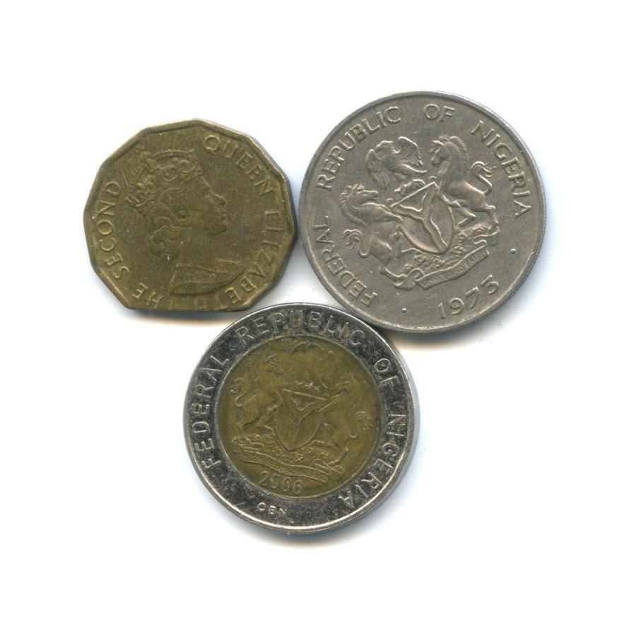 Набор монет (Нигерия)
