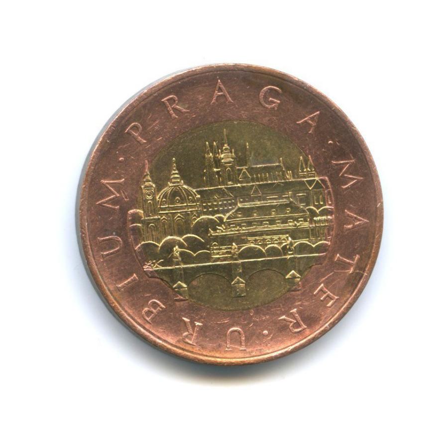 50 крон 2009 года (Чехия)