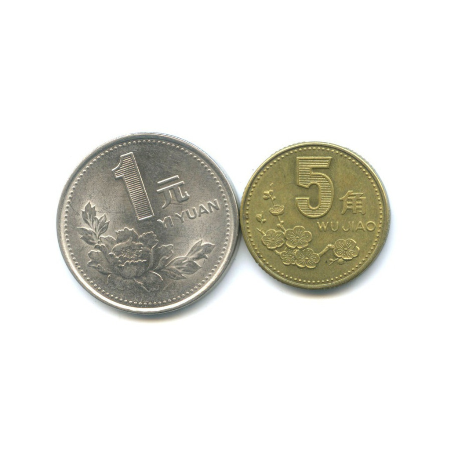 Набор монет 1992 года (Китай)