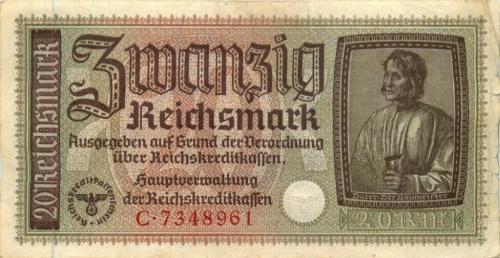 200 рейхсмарок (Германия (Третий рейх))