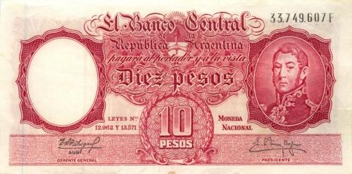 10 песо (Аргентина)