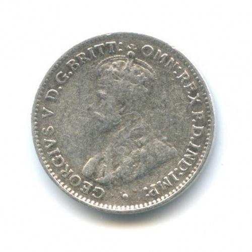 3 пенса 1927 года (Австралия)