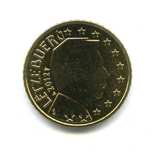 50 центов 2012 года (Люксембург)