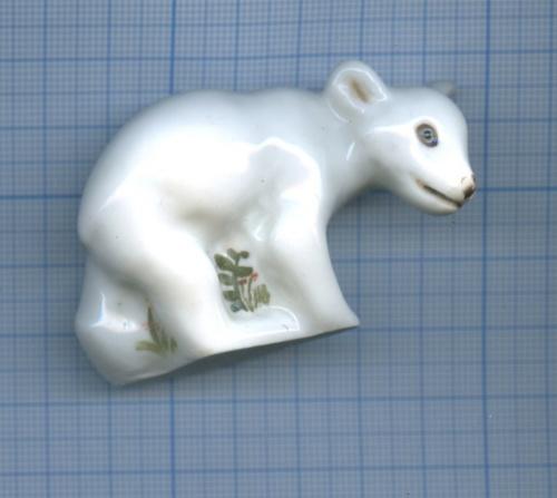 Фигурка «Медведь»