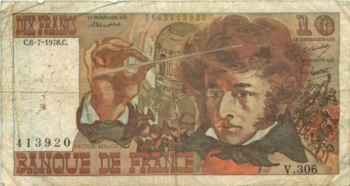 10 франков 1978 года (Франция)