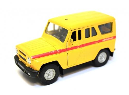 Модель машины (12 см)