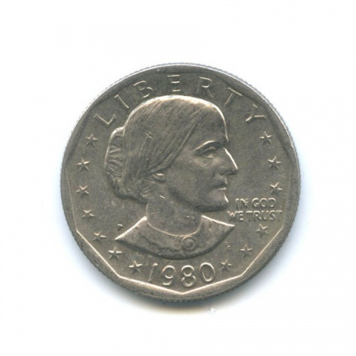 1 доллар 1980 года P (США)