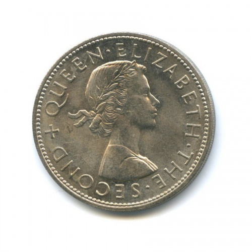 ½ кроны 1965 года (Новая Зеландия)