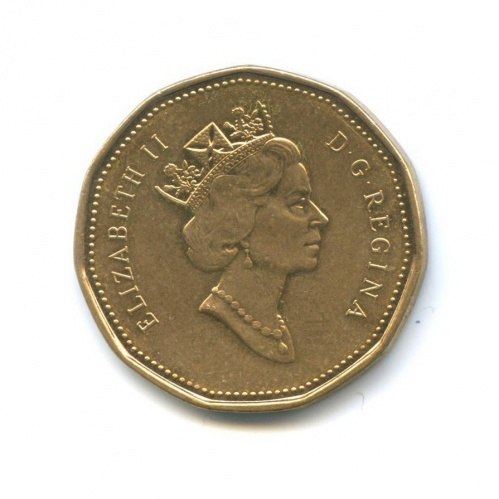 1 доллар 1993 года (Канада)