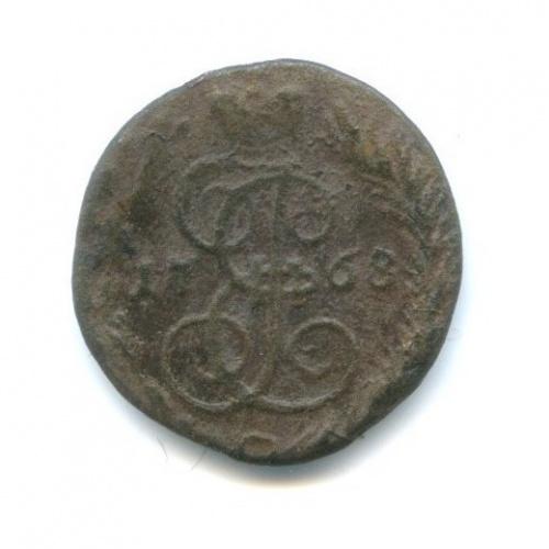 Полушка (1/4 копейки) 1768 года ЕМ (Российская Империя)