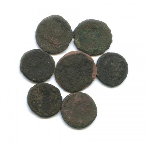 Набор монет, Древний Рим, IV в.