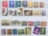 Набор почтовых марок (Турция, Египет)