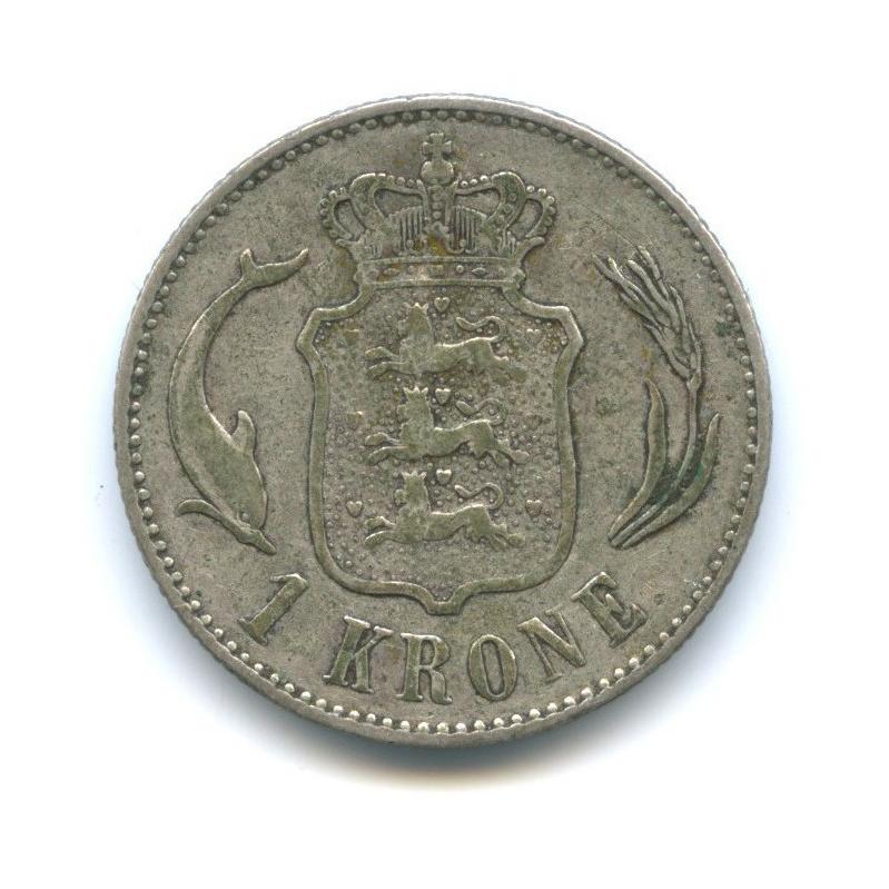 1 крона 1892 года (Дания)