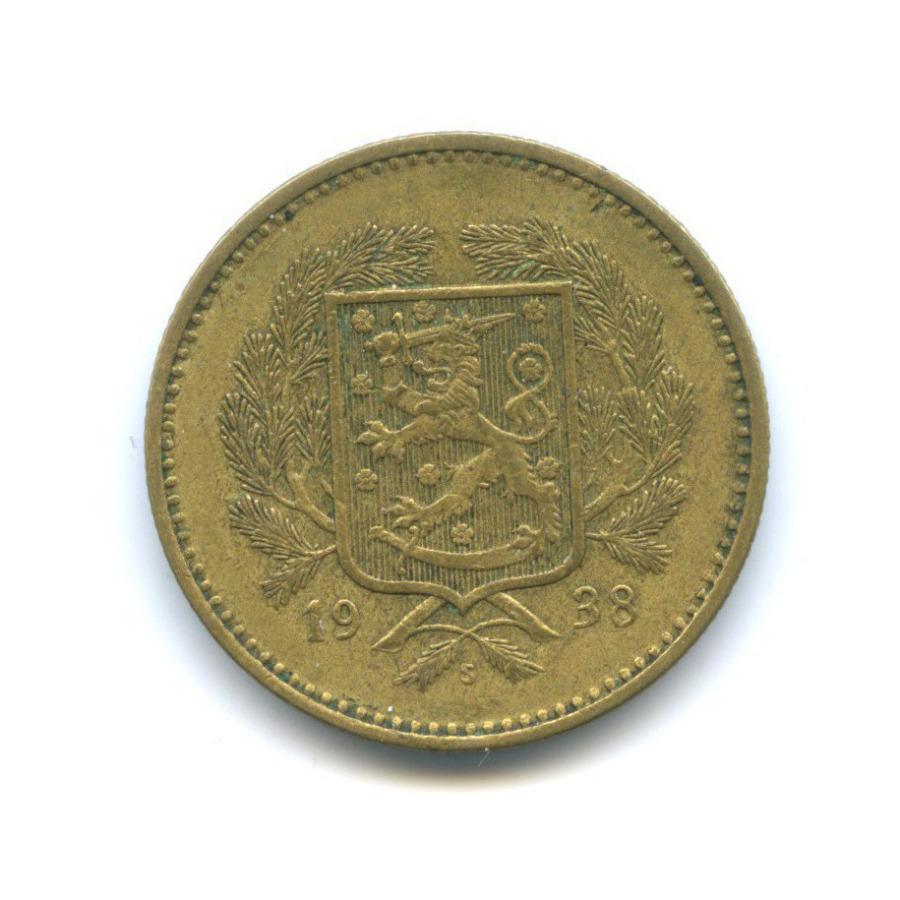 10 марок 1938 года (Финляндия)