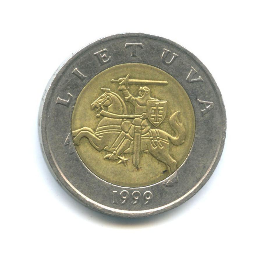 5 лит 1999 года (Литва)