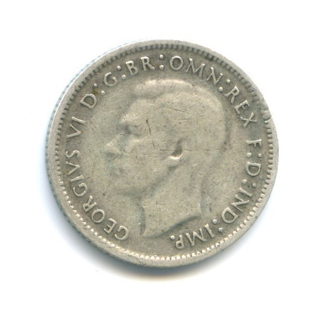 6 пенсов 1942 года (Австралия)