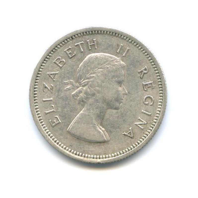 1 шиллинг 1953 года (ЮАР)