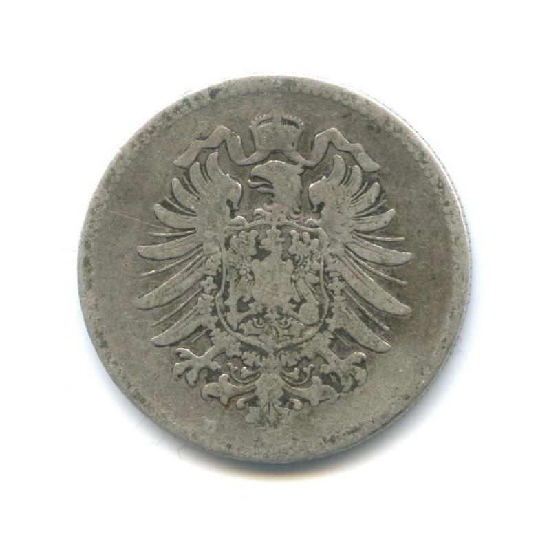 1 марка 1874 года (Германия)