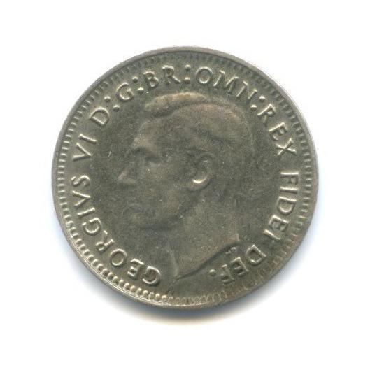 3 пенса 1952 года (Австралия)