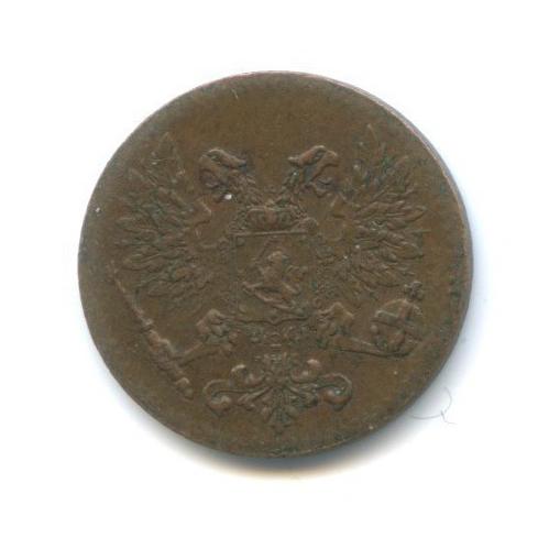 1 пенни 1917 года (Российская Империя)