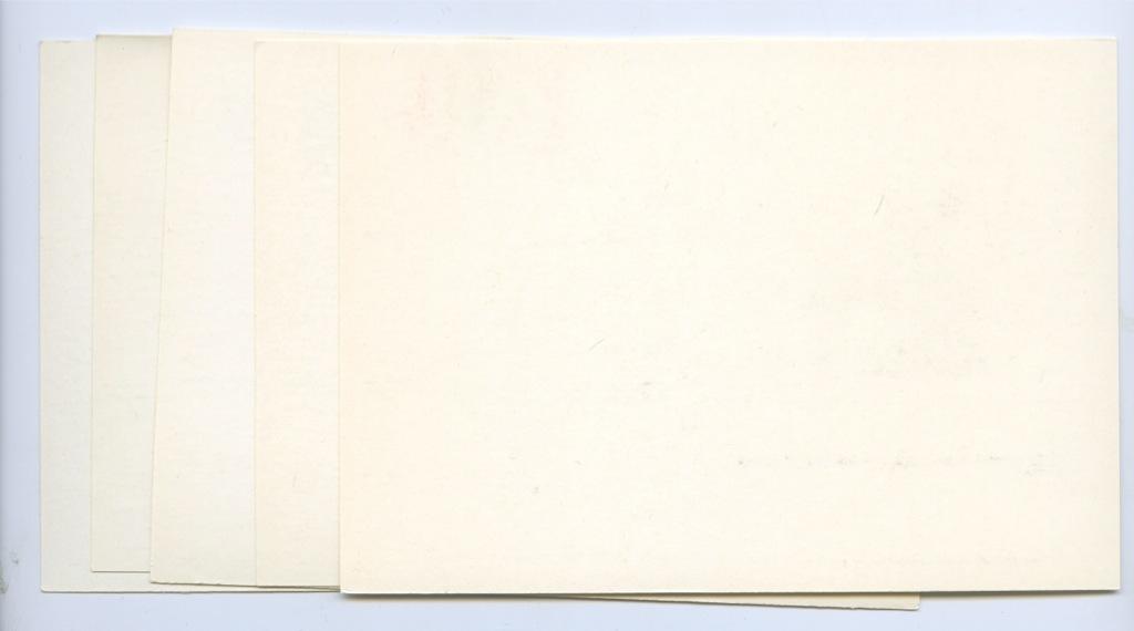 Набор почтовых открыток (5 шт.) (СССР)