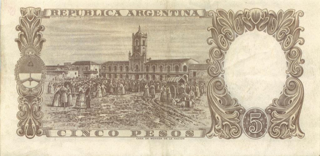 5 песо (Аргентина)