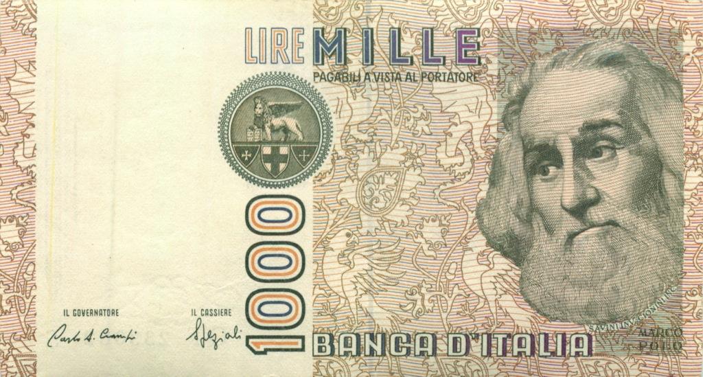 100 лир (Италия)