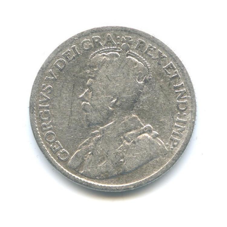 25 центов 1918 года (Канада)