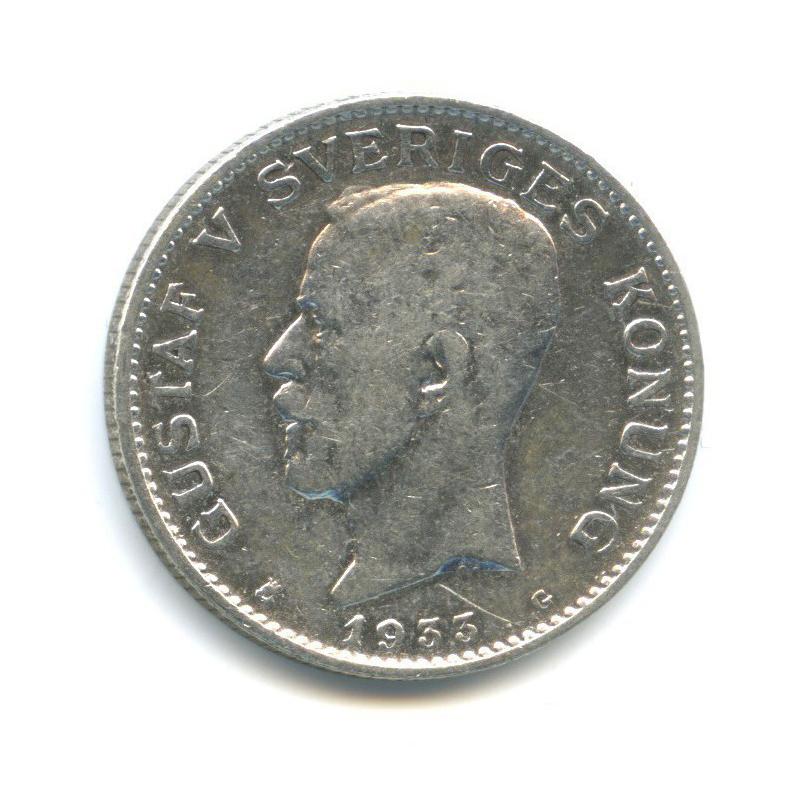 1 крона 1933 года (Швеция)