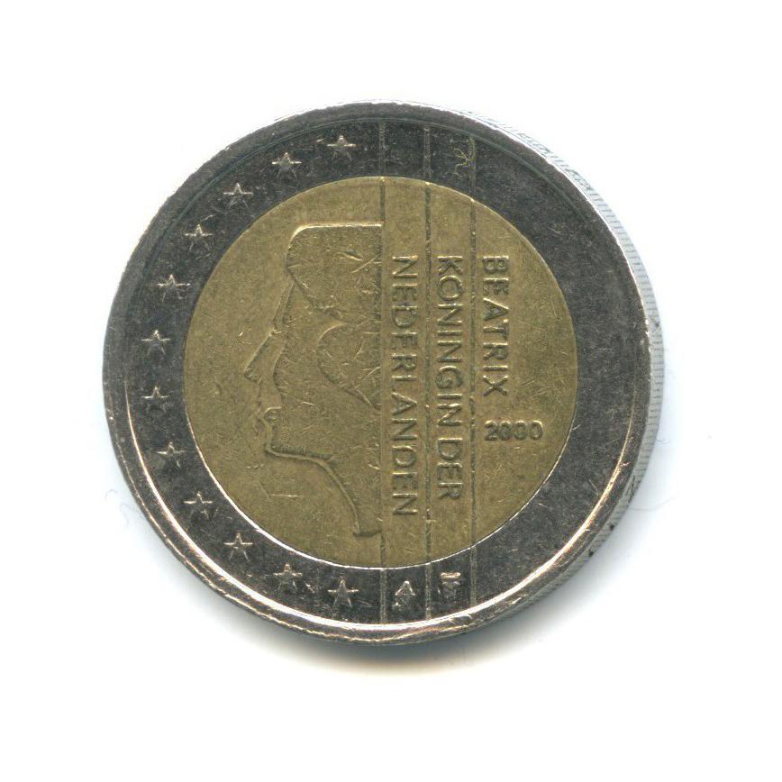 2 евро 2000 года (Нидерланды)