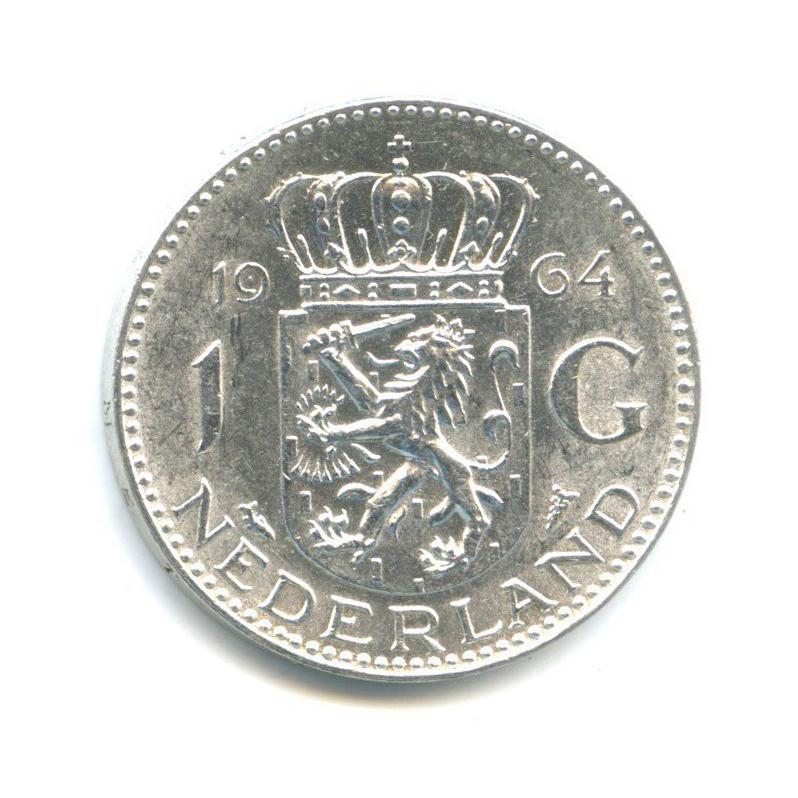 1 гульден 1964 года (Нидерланды)