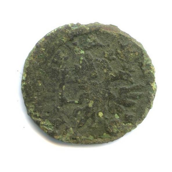 Денга (1/2 копейки) 1702 года (Российская Империя)