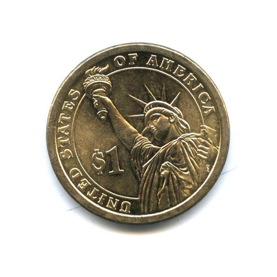 1 доллар — 2-ой Президент США - Джон Адамс (1797-1801) 2007 года P (США)