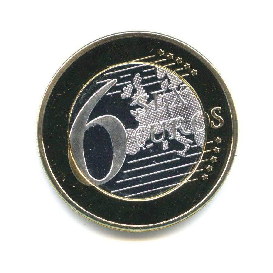Жетон «Sex Euros - Поза 31»