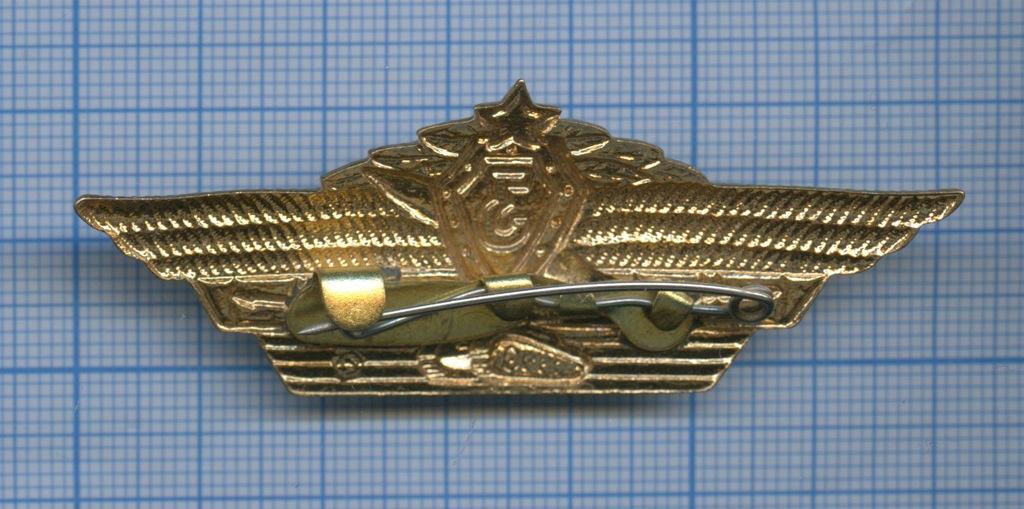 Знак нагрудный «Классность танкиста», 3-й класс (СССР)