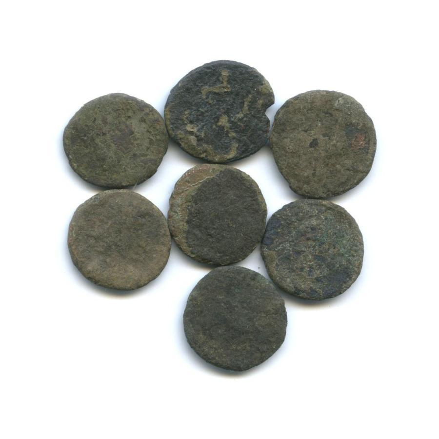 Набор монет (Древний Рим, IVвек)