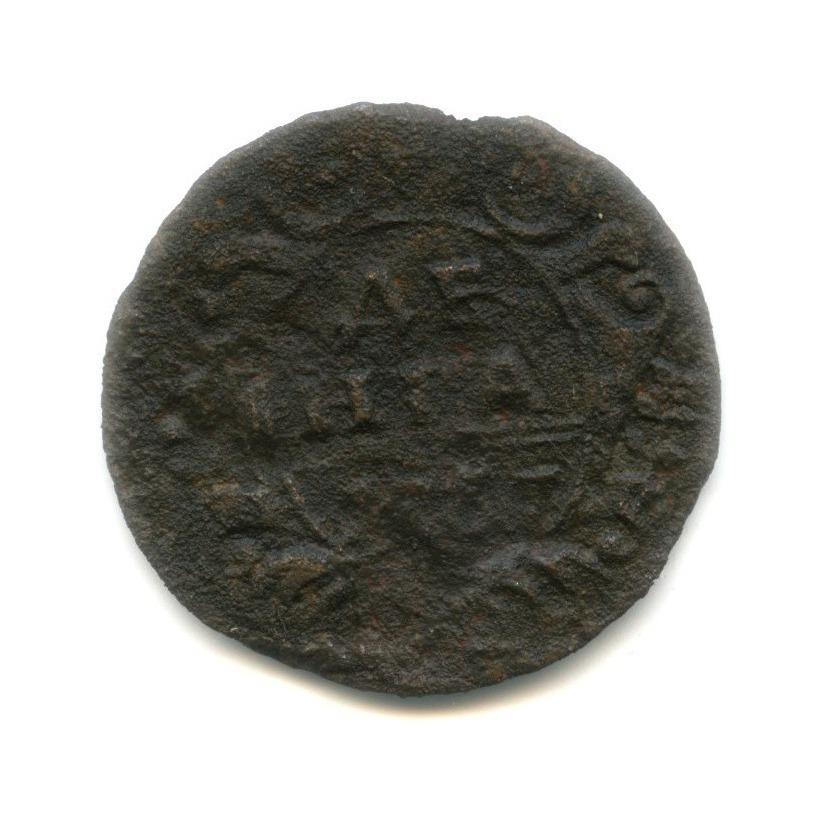 Денга (1/2 копейки) 1737(?) (Российская Империя)