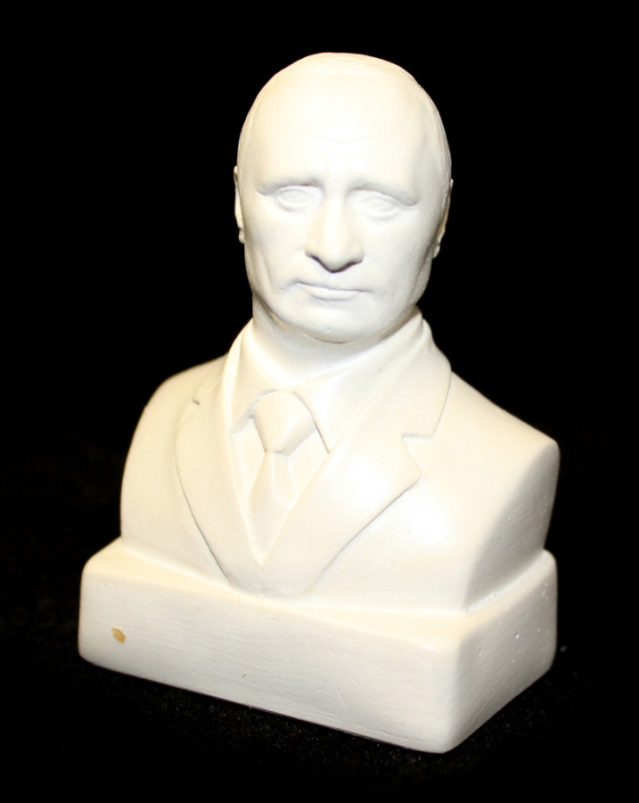 Бюст «В.В. Путин», 7,5 см