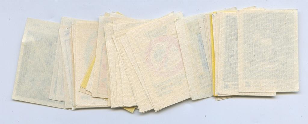 Набор спичечных этикеток (52 шт.) (СССР)