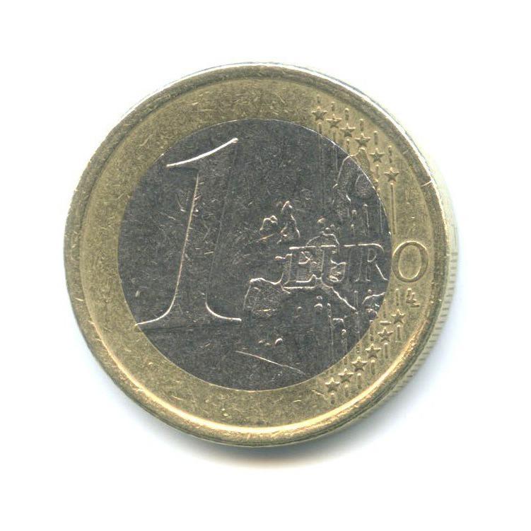 1 евро 2001 года (Испания)