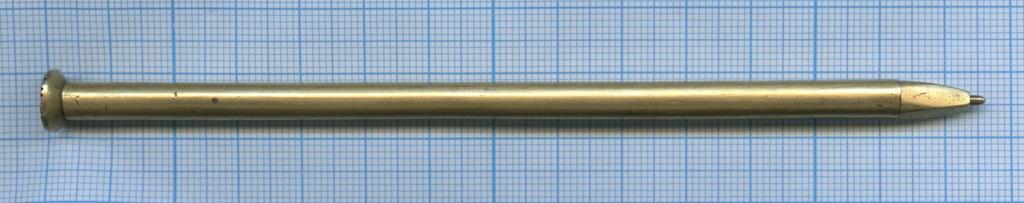 Ручка-гвоздь (латунь, 20 грамм, 14 см)