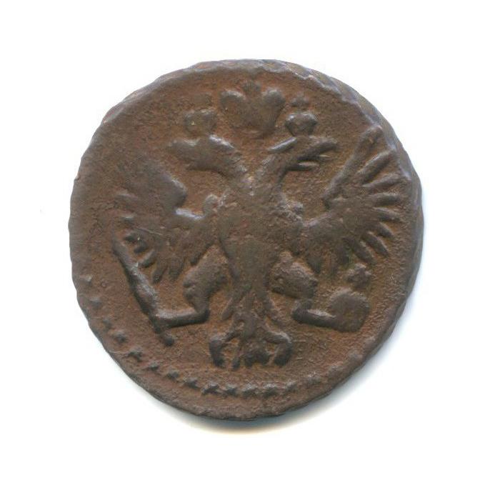 Полушка (1/4 копейки) 1751 года (Российская Империя)
